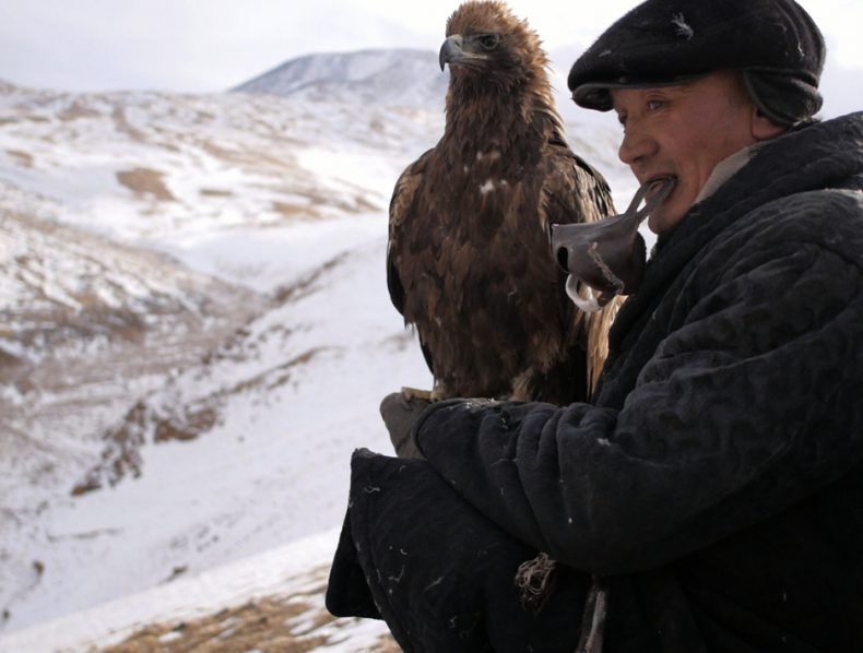 INTO ARDAK'S HOUSE: The Eagle Hunter